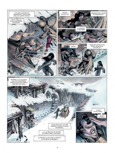 Page 8 la légende des nuées écarlates tome 1 - la ville qui parle au ciel