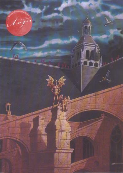 image de anges - coffret tome 1 a tome 3