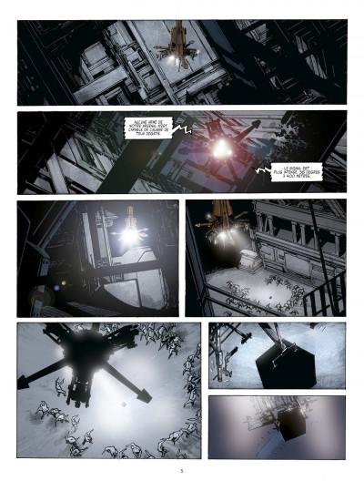 Page 5 métal tome 1 - la bataille de meridia