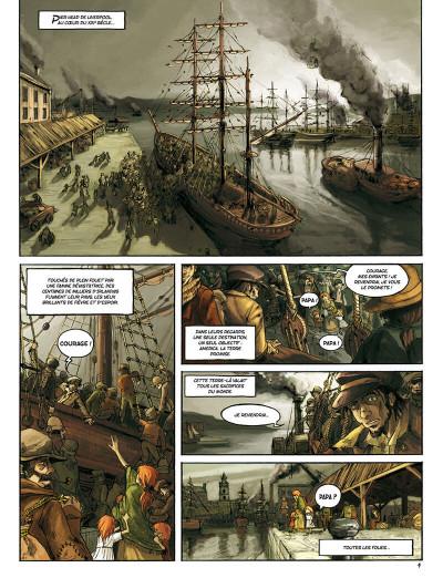 Page 4 tir nan og tome 1 - l'exode
