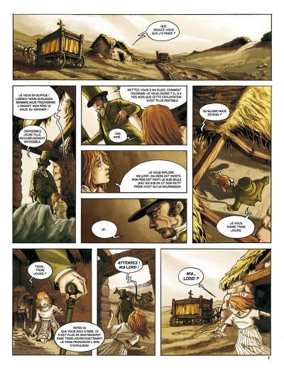 Page 5 tir nan og tome 1 - l'exode