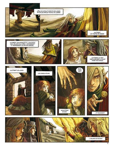 Page 6 tir nan og tome 1 - l'exode