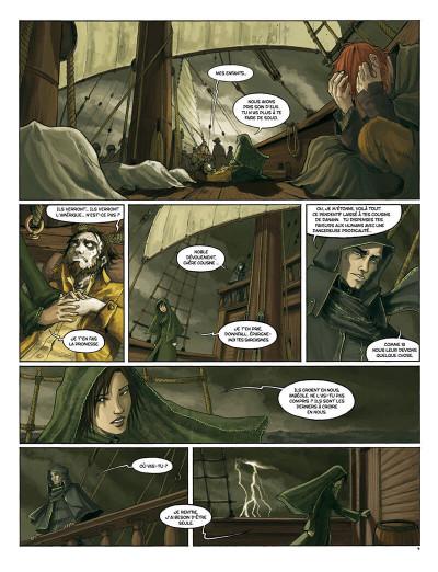 Page 7 tir nan og tome 1 - l'exode