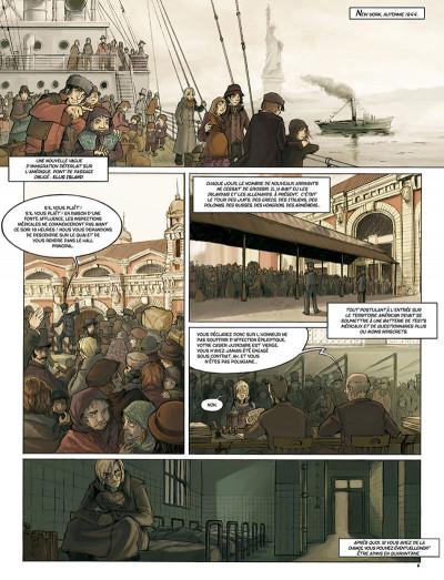 Page 9 tir nan og tome 1 - l'exode