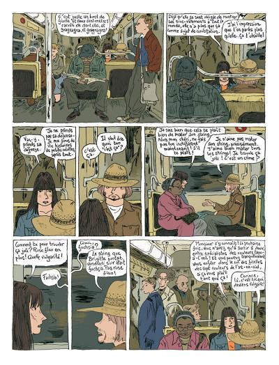 Page 4 les passe-murailles tome 2 - à tort et à travers