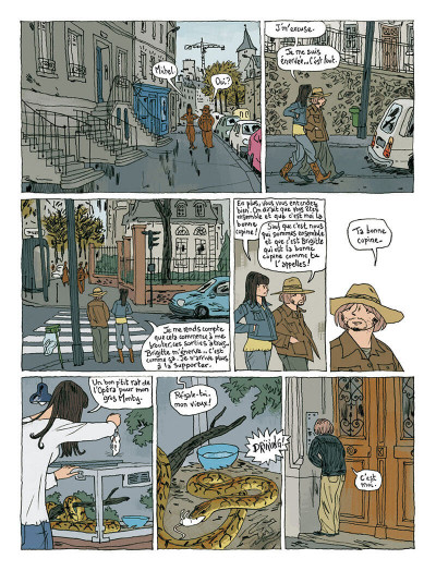 Page 5 les passe-murailles tome 2 - à tort et à travers