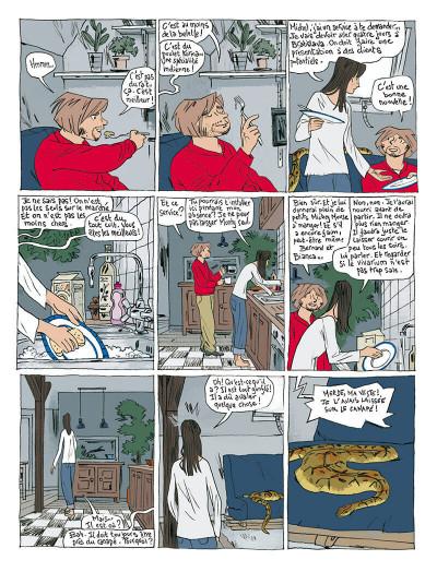 Page 7 les passe-murailles tome 2 - à tort et à travers