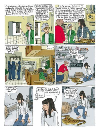 Page 8 les passe-murailles tome 2 - à tort et à travers