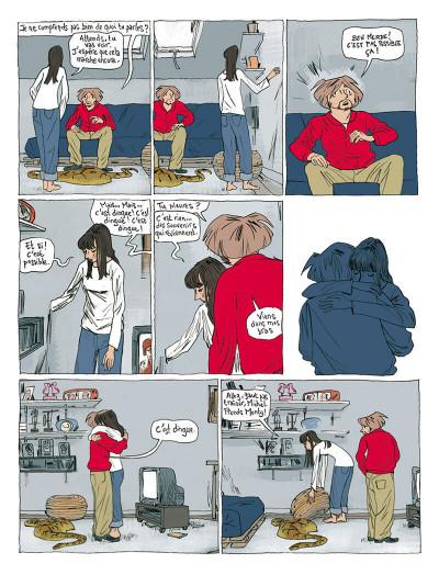 Page 9 les passe-murailles tome 2 - à tort et à travers