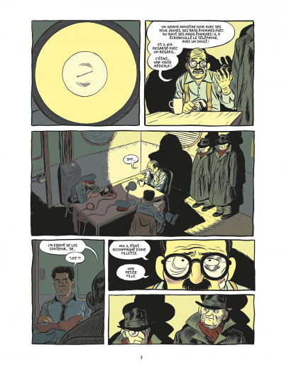 Page 3 koma tome 4 - l'hotel