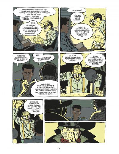 Page 4 koma tome 4 - l'hotel