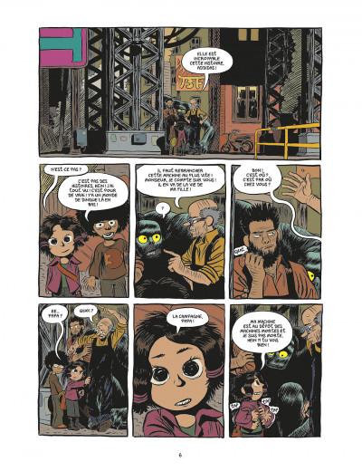 Page 6 koma tome 4 - l'hotel