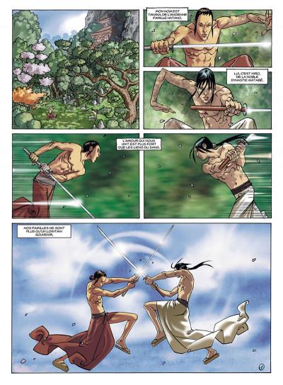Page 4 le jour des magiciens tome 4 - tanaka