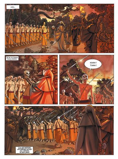 Page 7 le jour des magiciens tome 4 - tanaka