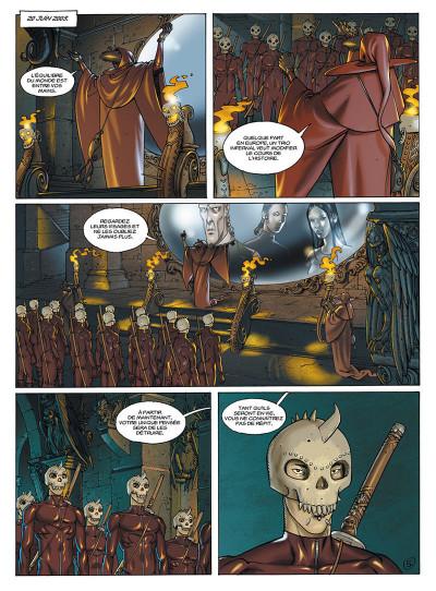 Page 8 le jour des magiciens tome 4 - tanaka