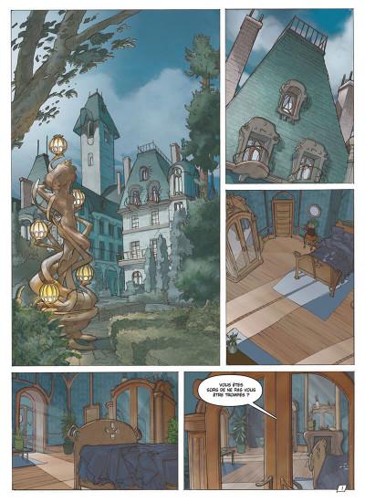 Page 2 songes tome 2 - Célia