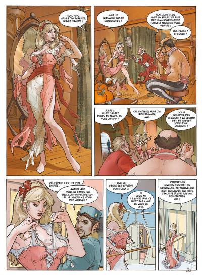 Page 3 songes tome 2 - Célia