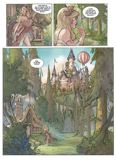 Page 4 songes tome 2 - Célia