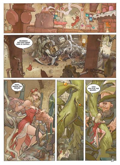 Page 6 songes tome 2 - Célia