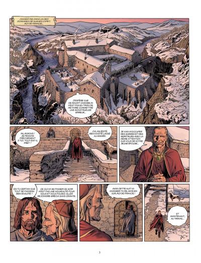 Page 3 Millénaire tome 4