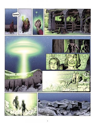 Page 5 Millénaire tome 4