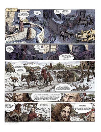 Page 6 Millénaire tome 4