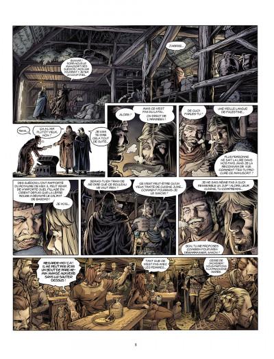 Page 8 Millénaire tome 4