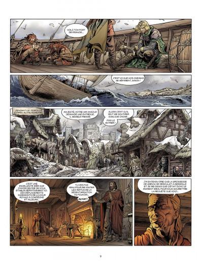Page 9 Millénaire tome 4