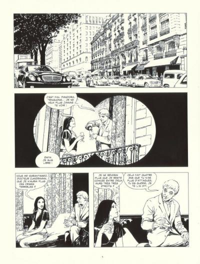 Page 1 les yeux de pandora