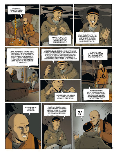 Page 6 chess tome 1 - tu n'es qu'un pion