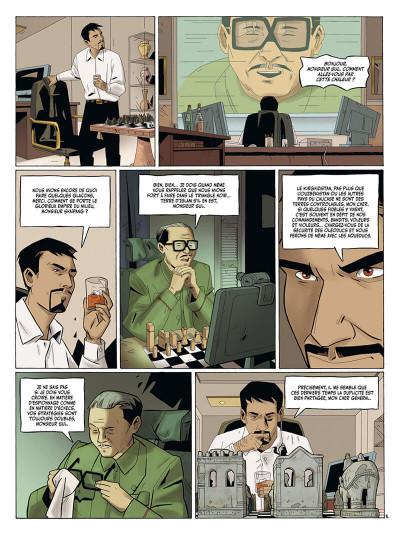 Page 9 chess tome 1 - tu n'es qu'un pion