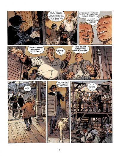 Page 5 bouncer tome 5 - la proie des louves
