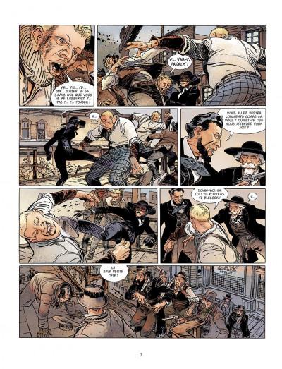 Page 7 bouncer tome 5 - la proie des louves