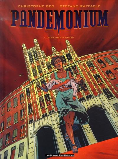 Couverture Pandemonium tome 1