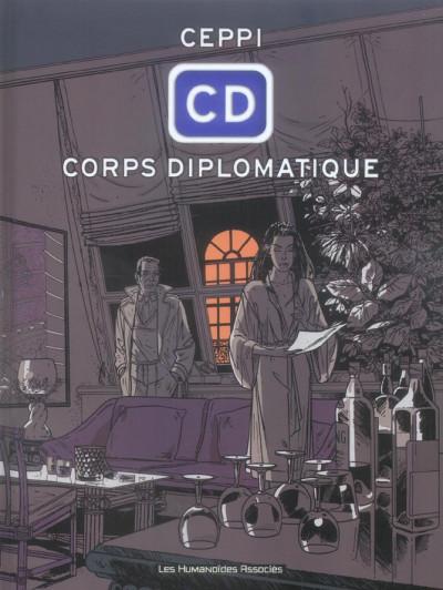Couverture corps diplomatique ; intégrale