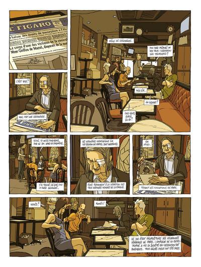 Page 7 l'association des cas particuliers tome 2 - neandertalensis