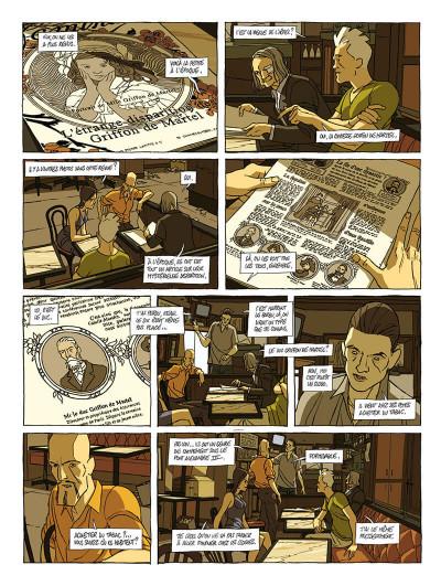Page 8 l'association des cas particuliers tome 2 - neandertalensis