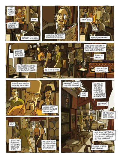 Page 9 l'association des cas particuliers tome 2 - neandertalensis