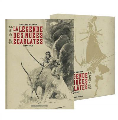 Couverture La Légende des nuées écarlates - Intégrale sous coffret