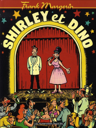 Couverture Shirley et Dino tome 1
