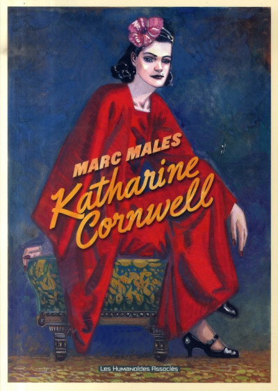 Couverture katharine cornwell