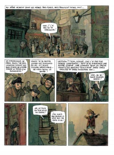 Page 1 basil & victoria tome 5 - ravenstein