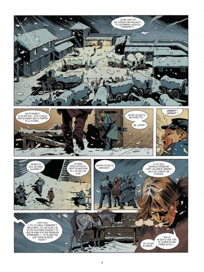 Page 4 mille visages tome 5 - extermination