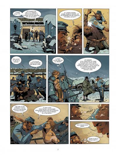Page 5 mille visages tome 5 - extermination