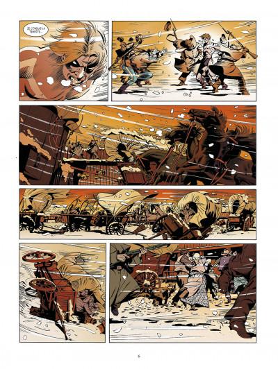 Page 6 mille visages tome 5 - extermination