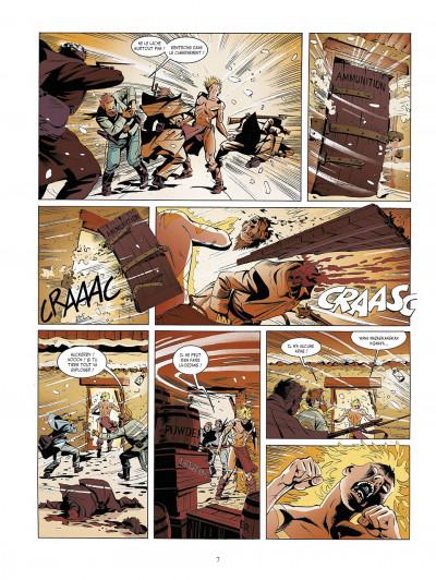 Page 7 mille visages tome 5 - extermination