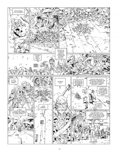 Page 2 Final incal tome 2 - Louz de Garra (Version Luxe)