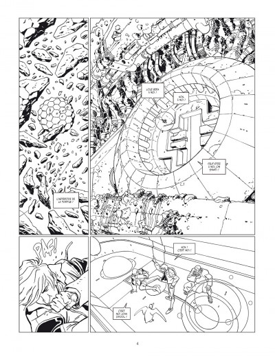 Page 4 Final incal tome 2 - Louz de Garra (Version Luxe)