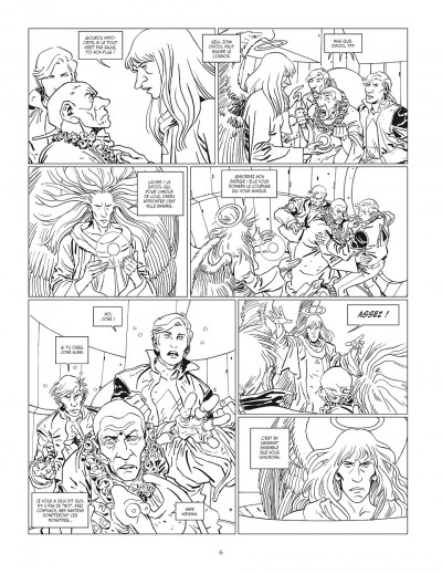 Page 6 Final incal tome 2 - Louz de Garra (Version Luxe)