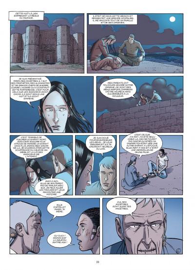 Page 0 le jour des magiciens tome 5 - Le dernier cercle
